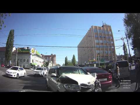 Авария в Ростове