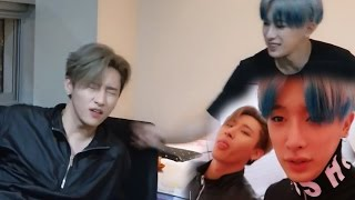 Video [MONSTA X] WONKYUN INTERRUPTING EACHOTHER MP3, 3GP, MP4, WEBM, AVI, FLV November 2017