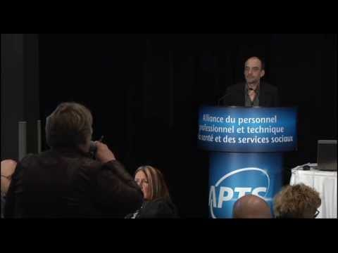 APTS - Conférence Ianik Marcil - CG 19 mars 2014