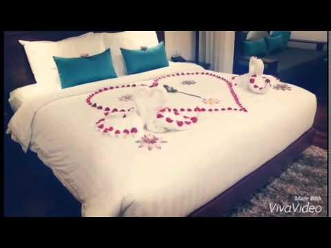 honeymooners | decorating idia | bed room decorating idia | honeymoon destinations