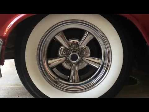 How to clean white walls (tires)