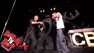 Chris Brown brings Soulja Boy out in Atlanta,GA concert