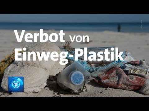 EU verbannt Einweg-Plastik