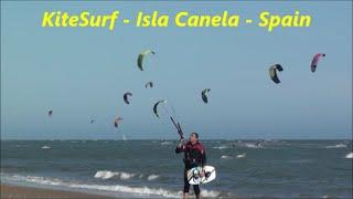 Isla Canela Spain  city photo : kiteSurf - Paradise Island - Isla Canela - Spain 2016 M.C