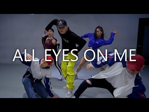 2018.04.18 – ILL enseigne la chorégraphie de «All Eyes On Me» à Hoya  [VIDÉO]