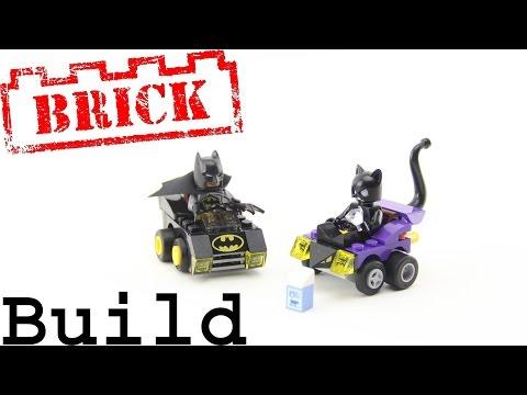 Vidéo LEGO DC Comics Super Heroes 76061 : Batman contre Catwoman