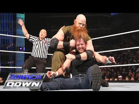 Dean Ambrose vs. Erick Rowan: SmackDown, March 31, 2016