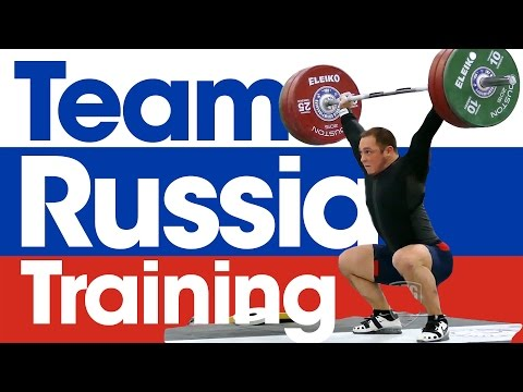 Download Team Russia Training 2015 World Weightlifting Championships HD Mp4 3GP Video and MP3