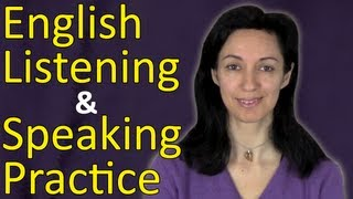 Common Daily Expressions, English Listening and Speaking Practice
