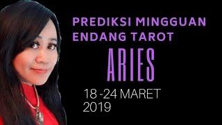 Video ARIES  | 18 - 24 MARET 2019  Endang Tarot (Indonesia) - Minggu 114 Tahun 2019 MP3, 3GP, MP4, WEBM, AVI, FLV Maret 2019