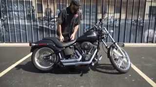 2. Harley-Davidson Night Train (2007)
