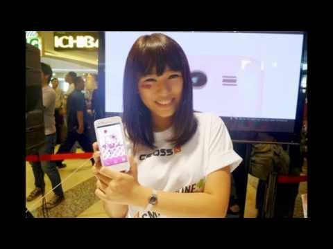 Spesifikasi Dan Harga Handphone Cross A75 Hello Kitty