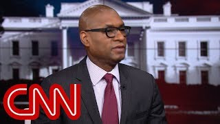 Charles Blow Discusses Trump's Recent Immigrant Comments With CNN