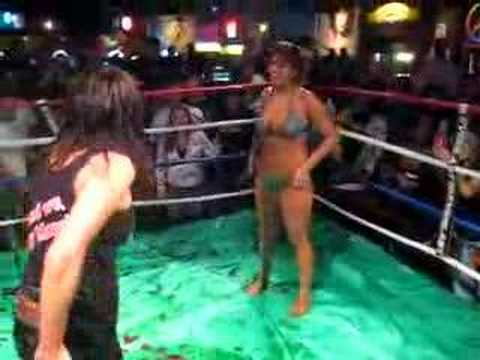 palm beach tan s wemens jello wrestling