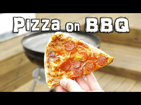 How to Make Pizza BBQ