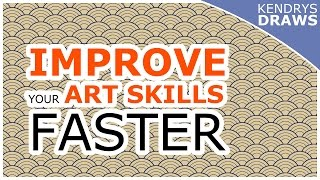 How to improve your ART SKILLS faster
