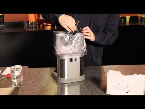 Gaggia Baby Twin Unboxing, Manual and Parts: Part One
