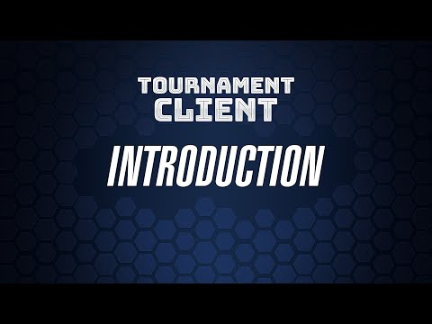 Introduction to the Tournament Client v1.0