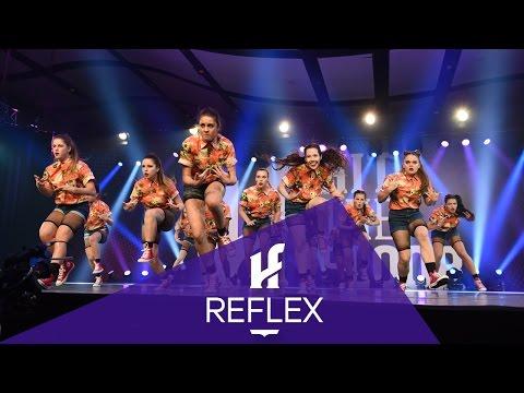 REFLEX   Hit The Floor Gatineau   Intermediate Highlights #HTF2016