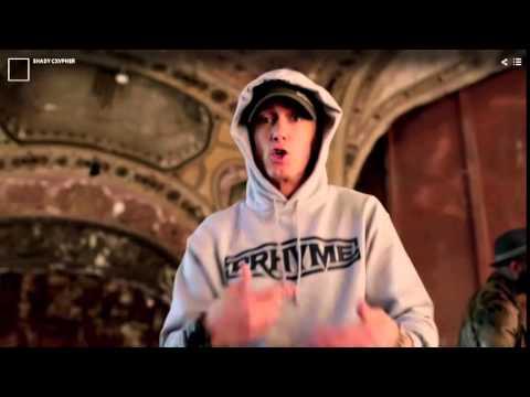 Eminem CXVPHER Acapella Verse