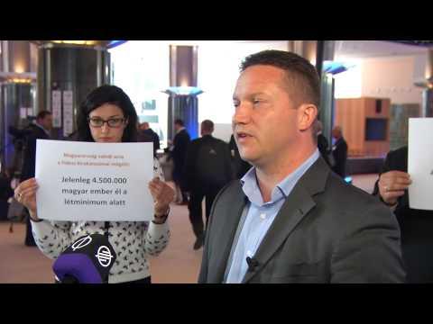 Ujhelyi: Magyarország valódi arca a Fidesz kirakatszámai mögött