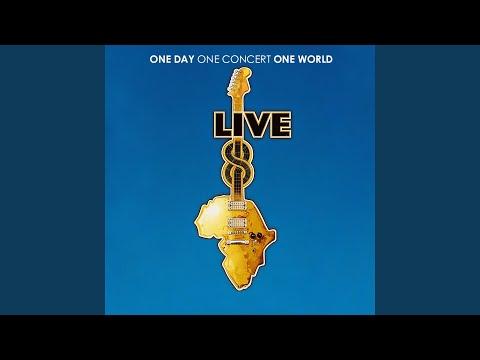 7 Seconds (Live at Live 8, Palais de Versailles, Paris, 2nd July 2005)