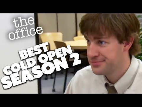The Office Season 2 COLD OPENS | Comedy Bites