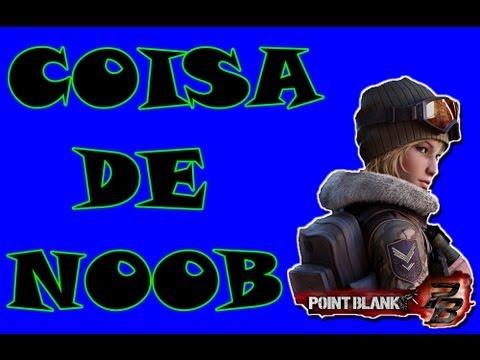 DIEGOLPGAMER - POINT BLANK - COISA DE NOOB