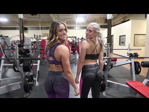 Naked Girls Work Out At Planet Fitness