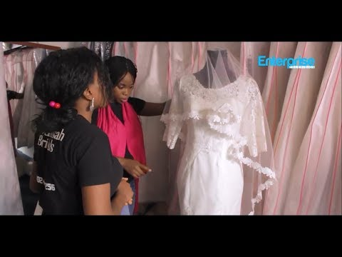Ifedolapo Okewole Shares Hadassah Bridals Success Story