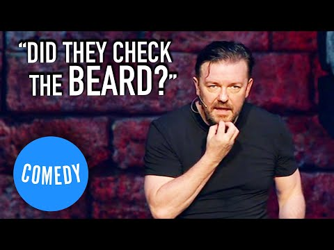 Ricky Gervais On Flying Shortly After 9/11 | SCIENCE | Universal Comedy