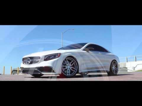 MC Customs | Mercedes Benz S65 • AG Wheels