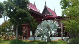 Thai House Modern Style For Sale In Suphanburi Thailand