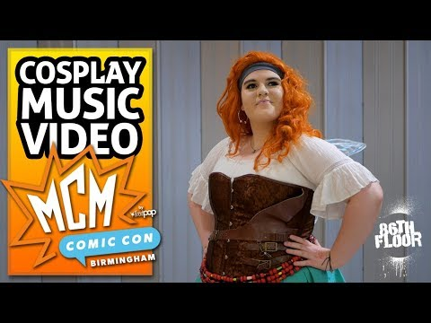 MCM Birmingham Comic Con March 2018 Cosplay Music Video