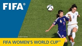 Video HIGHLIGHTS: Japan v. England - FIFA Women's World Cup 2015 MP3, 3GP, MP4, WEBM, AVI, FLV Juli 2018