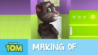 The Making of Talking Tom Shorts