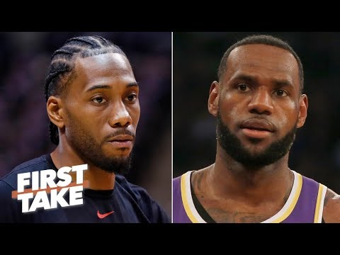 Kawhi 'would be making a big mistake' if he doesn't pick the Lakers - Damon Jones | First Take
