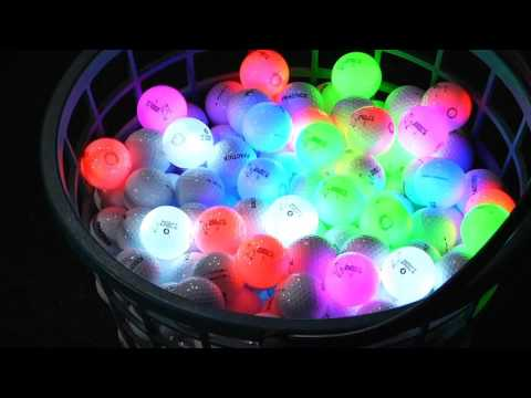 Night Eagle CV Timer-Less LED Golf Ball