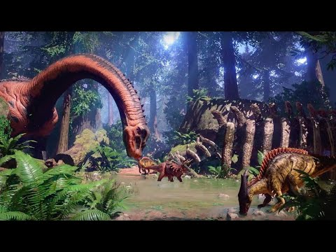 Ark Park Official CG Trailer