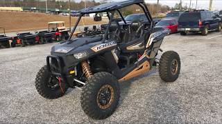 10. 2018 Polaris RZR XP 1000 EPS Trails and Rocks Edition -  New for 2018