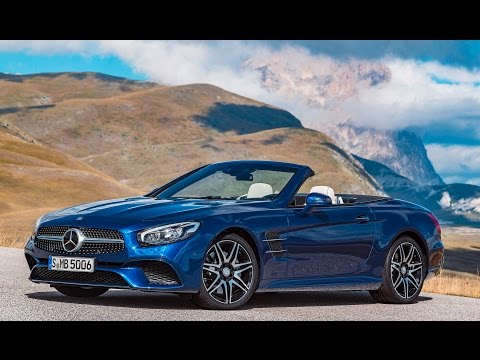 2016 Mercedes-Benz SL500