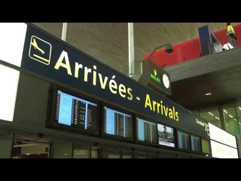 Pour un meilleur accueil des touristes à l'aéroport de Roissy à Paris