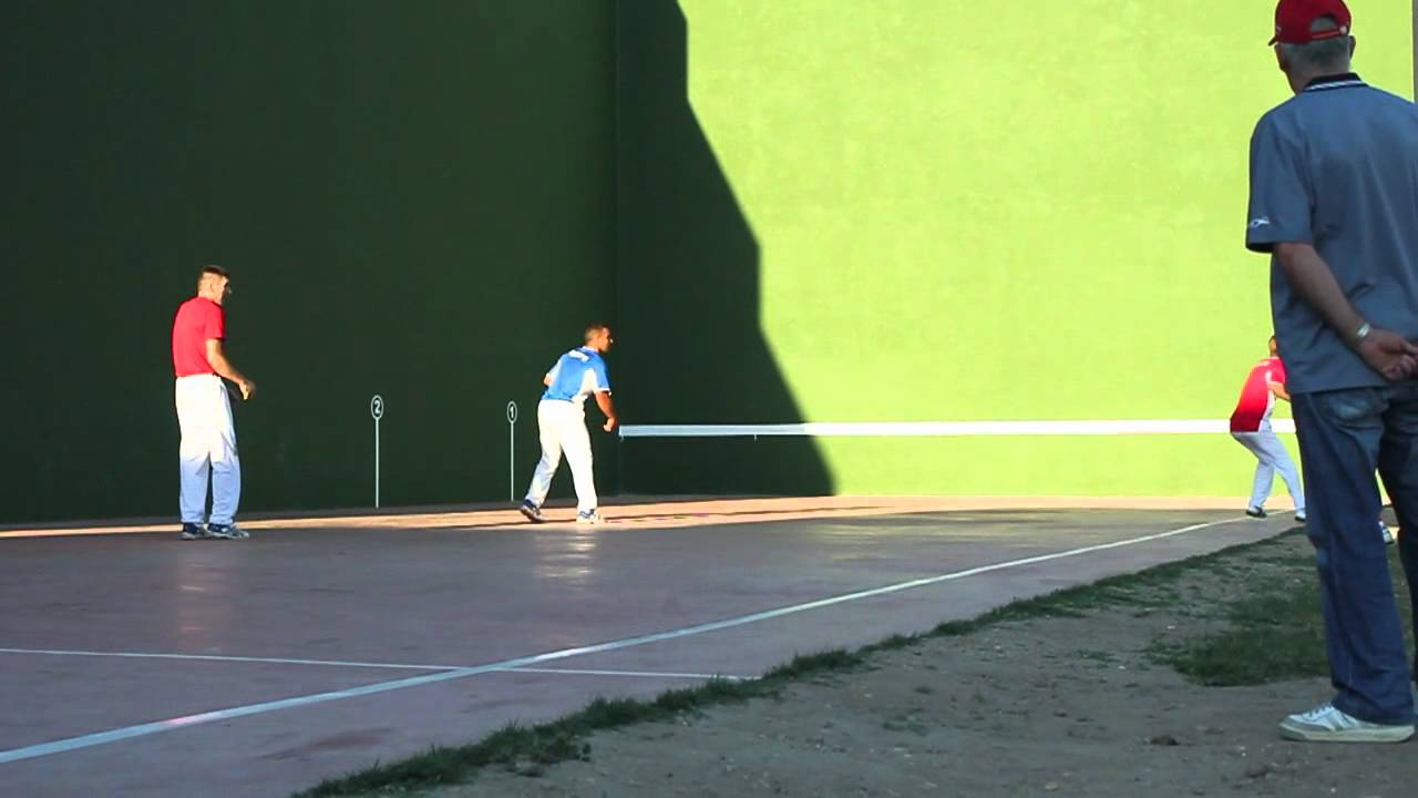 Campeonato de Pelotamano 2011 (2ª parte)