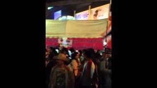 Shutdown Bangkok 14/01/2013