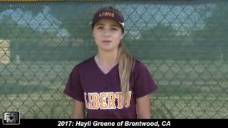 Hayli Greene