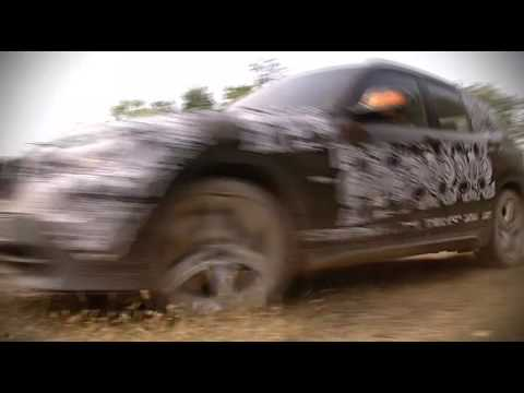 Official: Teaser video of the new BMW X1