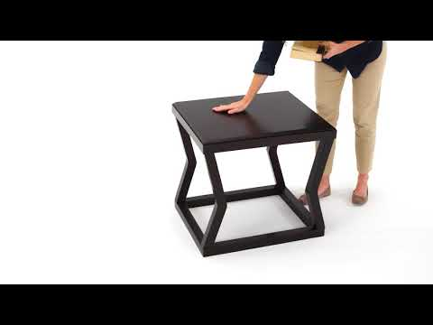 Kelton T592-3 Rectangular End Table