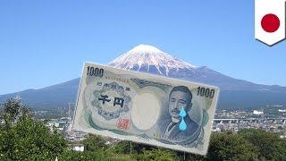 富士山入山料の徴収は2億8千万円の見込みに対し、実際は1億3千万円以下に留まった。気になるその理由とは?