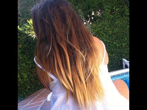 Cuidar Mi pelo en Verano