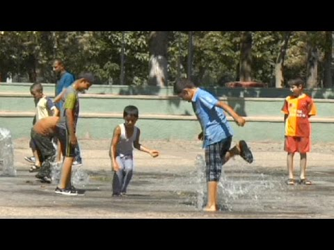 Türkiye'nin güney kesimlerinde yılın en sıcak günleri yaşanıyor